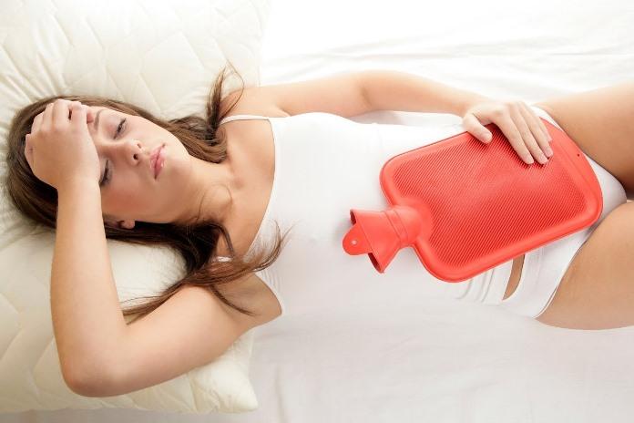¿Es normal el flujo marrón?: menstruación café