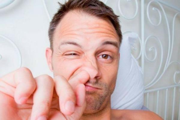 Mucofagia: ¿Es normal comerse los mocos?