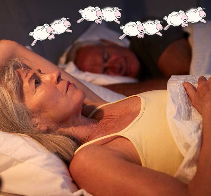 ¿Es normal pasar noches sin poder conciliar el sueño - Insomnio