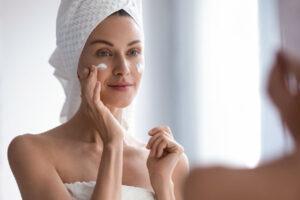 Cuidado de la piel en casa