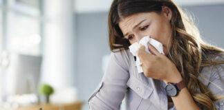 Tengo alergia Es normal
